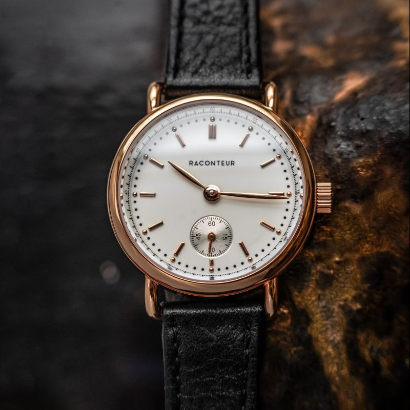 Earhart Rose Gold White - Emerald Suede image