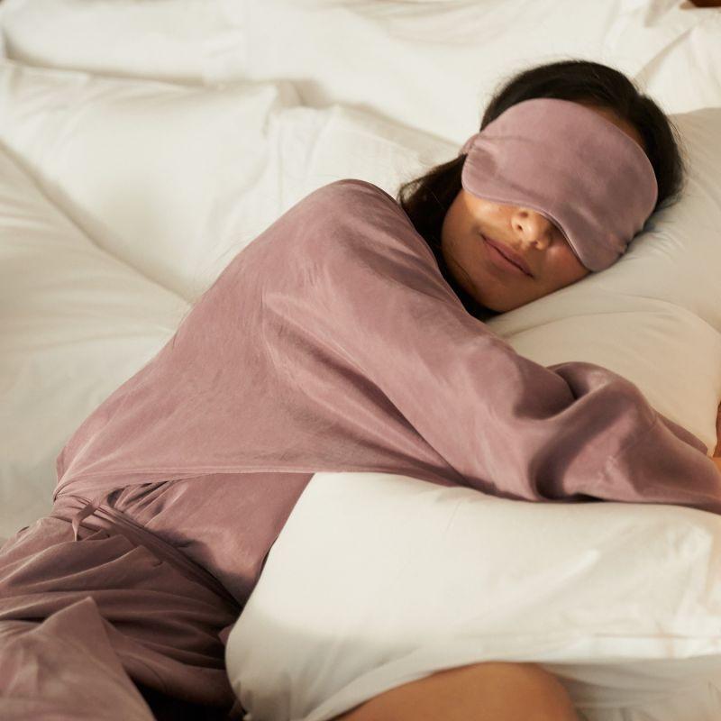 Blush Sleep Mask image