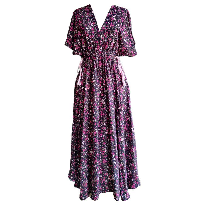 Bohemian Floral Dress image