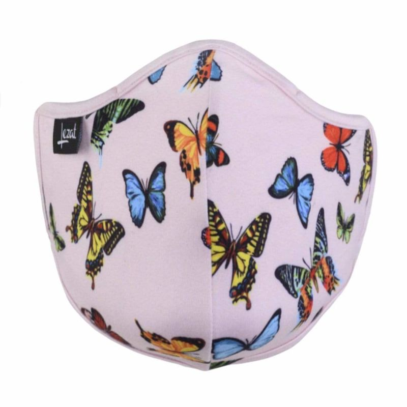 Butterfly Super Soft Face Mask image