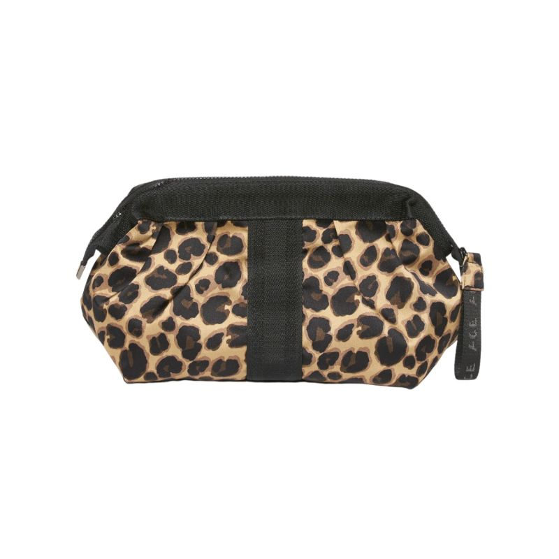Ace Cosmetic Bag - Leopard image