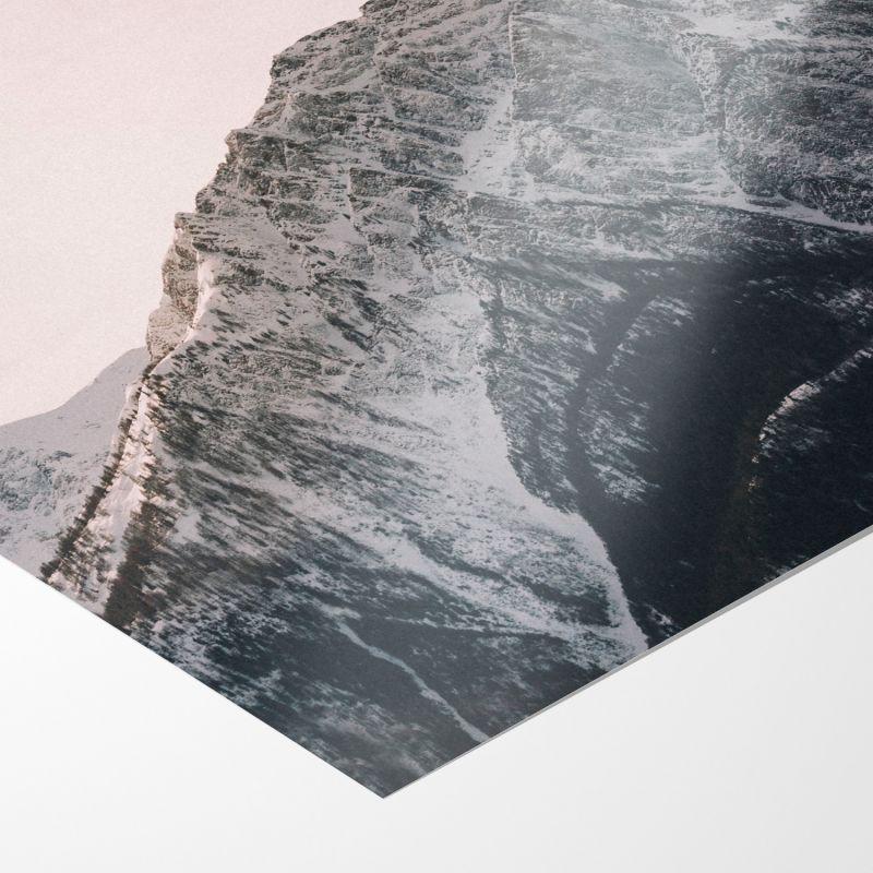 Pine Peak Print - A3 image