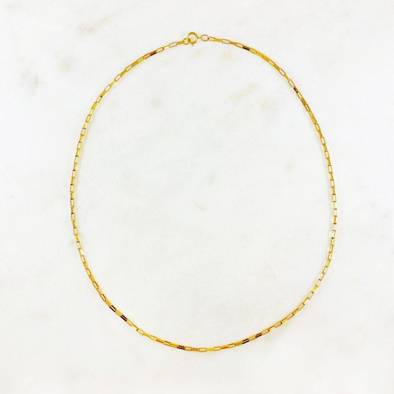 Everyday Linked Necklace image