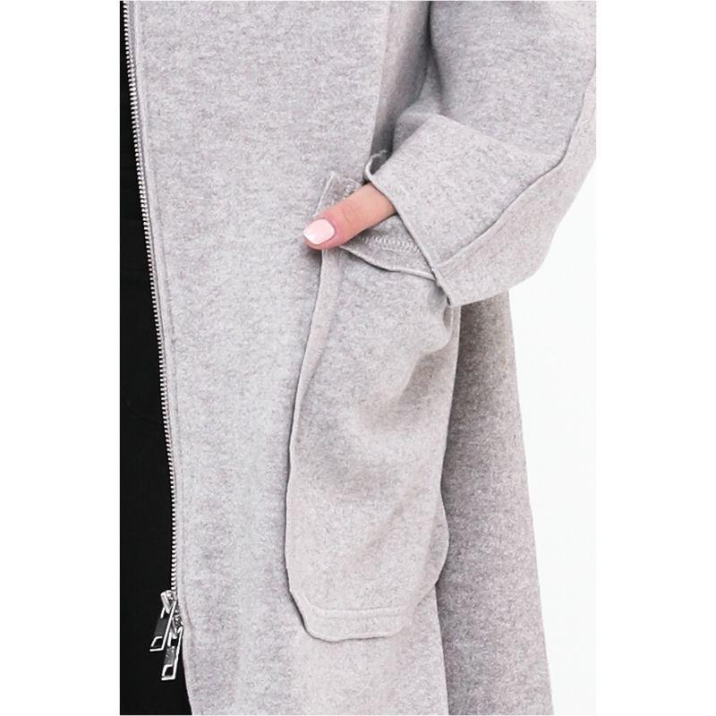 Ionian Coat - Latte image