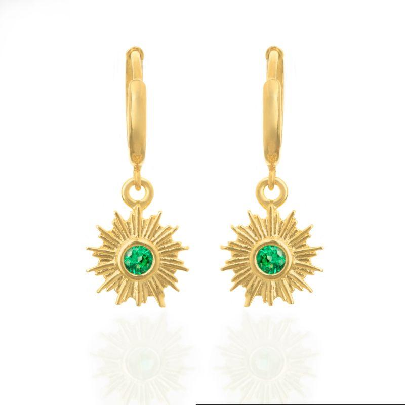 Green Star Huggies Pair image