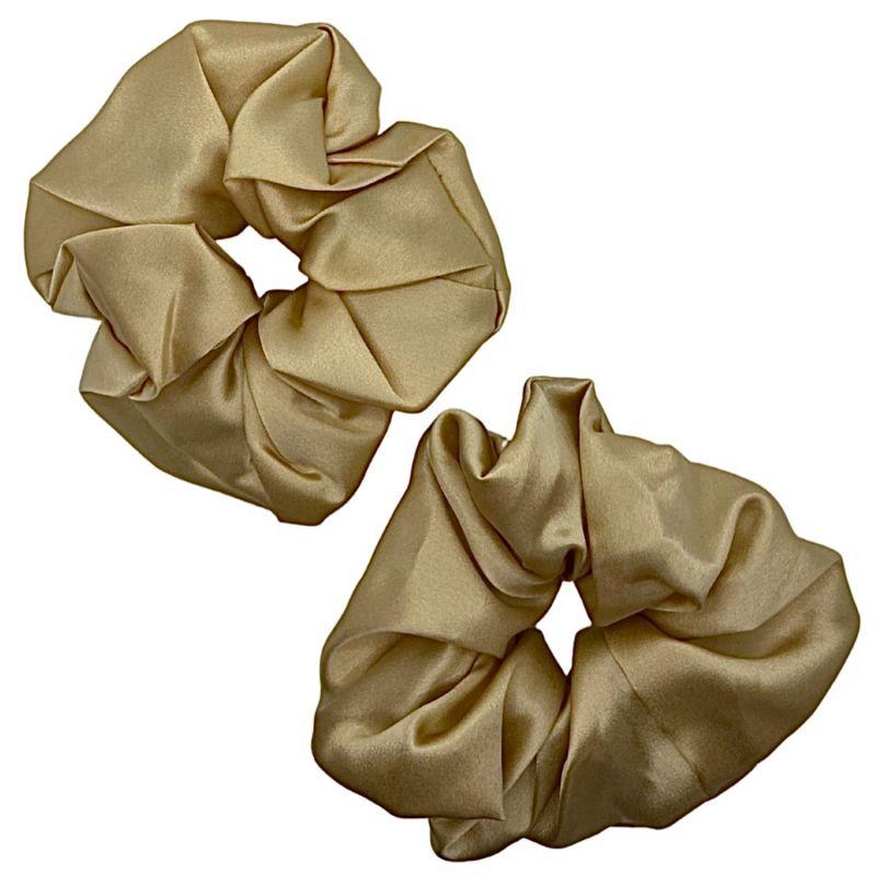 Silk Scrunchie Set image