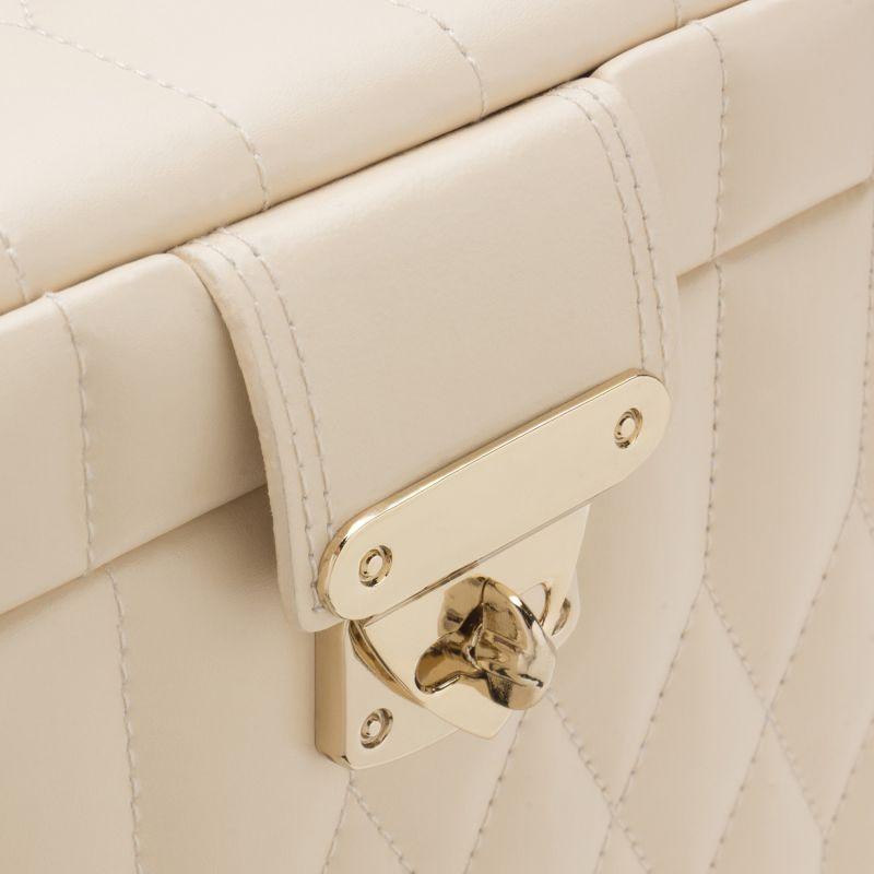 Caroline Medium Jewelry Case Ivory image