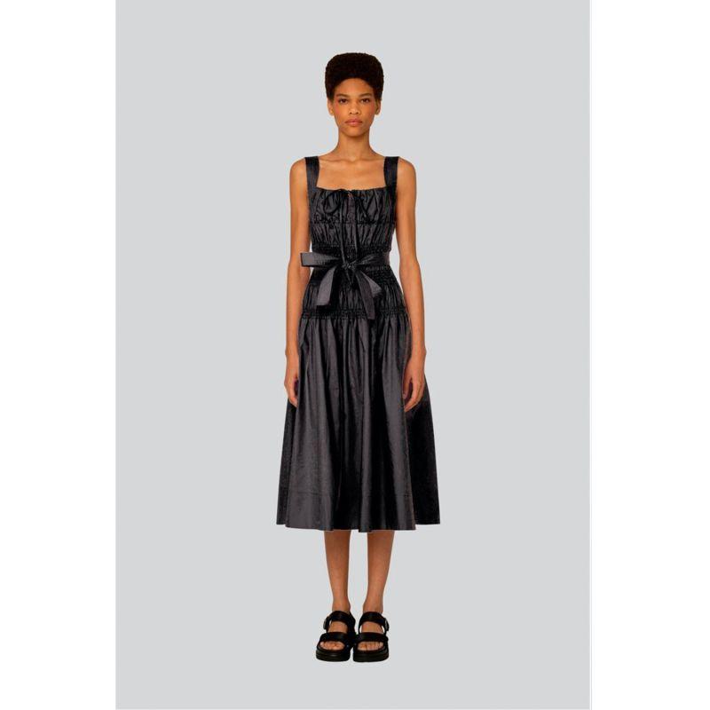 Juno dress in black image