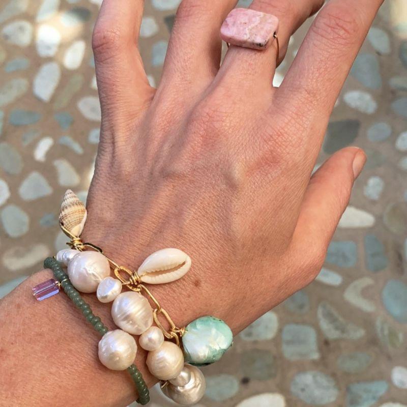 Andorra Pearl Bracelet image