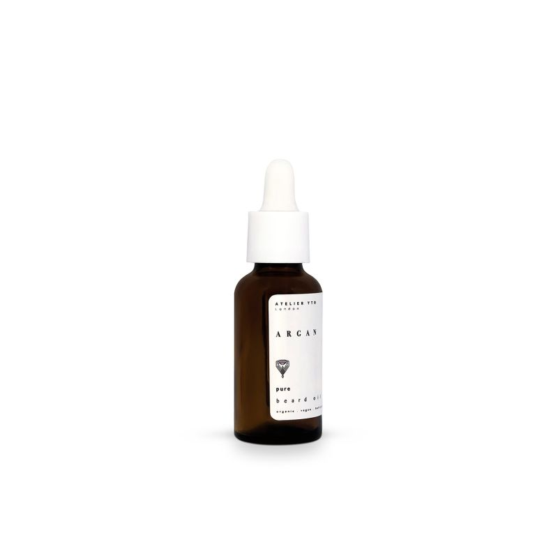 Argan + Sweet Almond Beard Oil image
