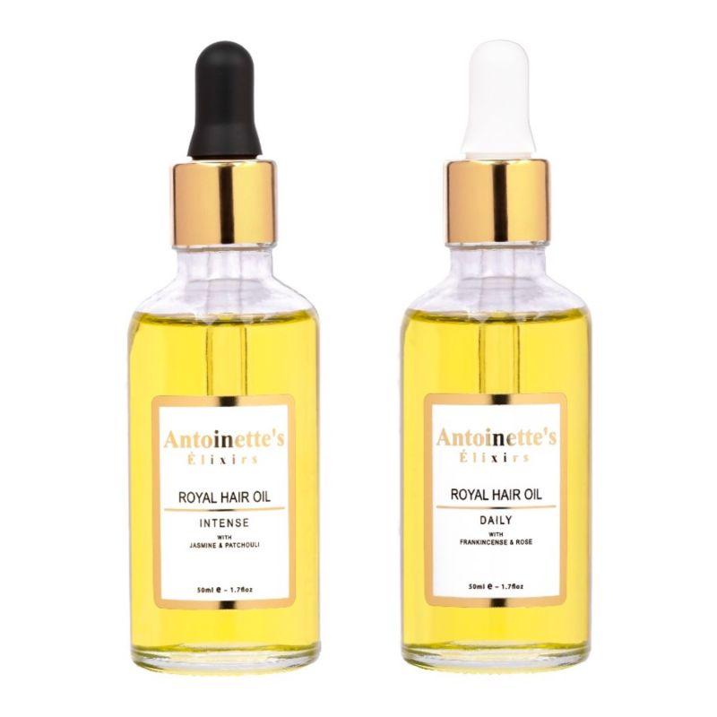 Royal Hair Oil Duo image