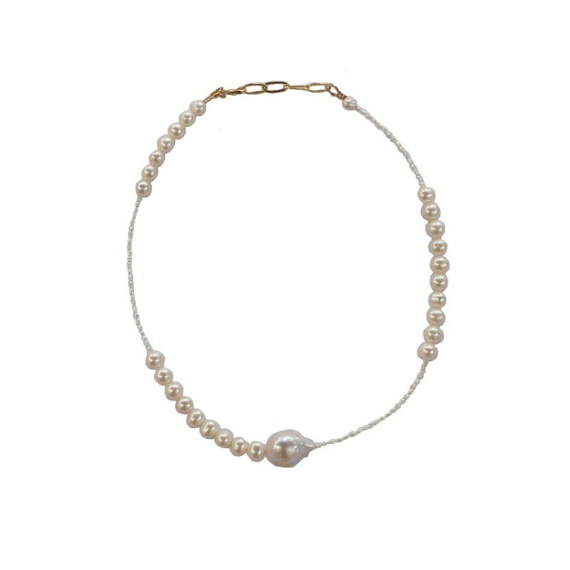 Andorra Pearl Necklace image
