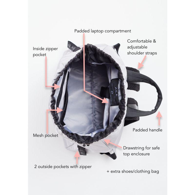 Backpack - Light Grey image