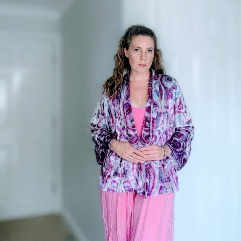 Jacket Ibiza Pink image