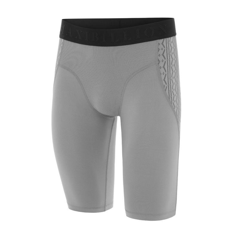 London Technical Mesh Compression Shorts Grey image