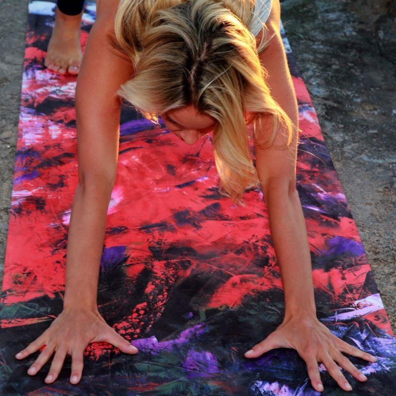 Prometheus Gallery Natural Rubber Yoga Mat - 4.5mm image