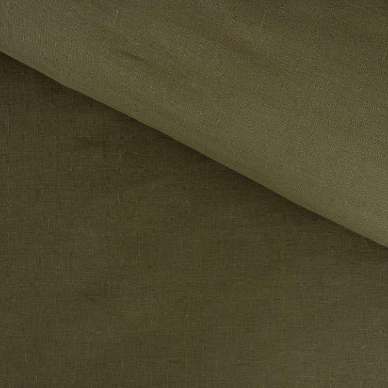 Loft Linen Fern Duvet Set Superking image