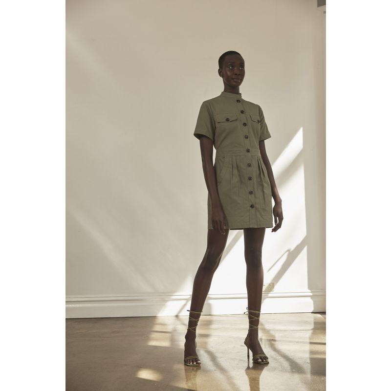 Bleecker Utility Dress image