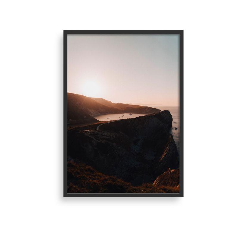 Morning Bay Print - A2 image