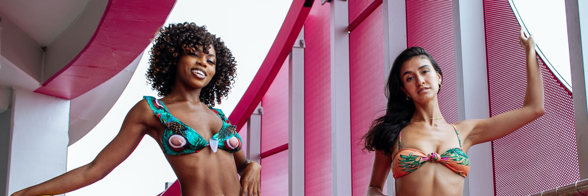 From Paint To Pattern: The Journey Behind Launching My Swimwear Brand
