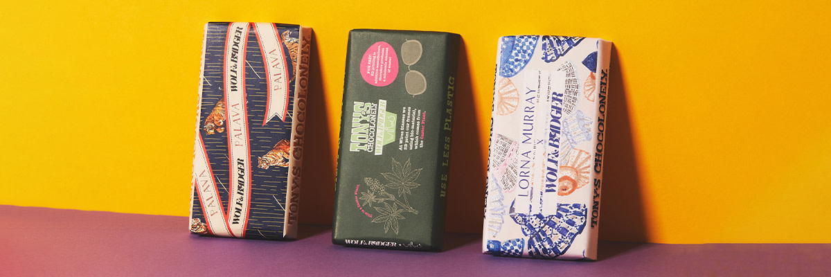 Making The World A More Sustainable Place To Live: Our Interview With Fellow B Corp, Tony's Chocolonely