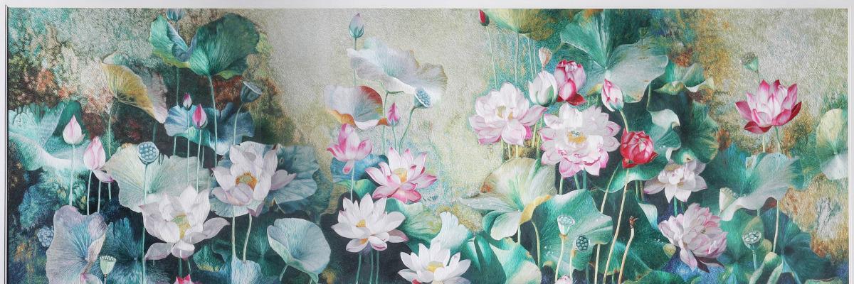 Mr.Wu's Lifelong Dedication To Embroidery