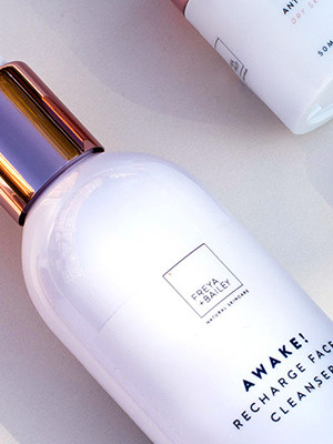 Skincare for Stressful Times with Freya + Bailey Skincare