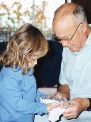 In Memory Of Grandpa