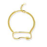 Corin Bracelet - 18K Gold Vermeil image