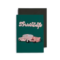 Postcard Drive Safe image