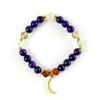 Amethyst Mala Bracelet image