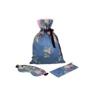 Gift Set In Blue Satin Belle Époque image