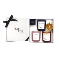 Luxury Christmas Candle Gift Set image