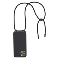 Bonibi Crossbody Phone Case For All Iphone Models - Black image