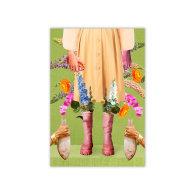 A Very British Summer Art Print A4 image