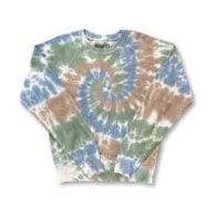 Amal Tie Dye Sweat-Shirt Forest image