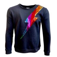 Any Old Iron Rainbow Lightning Sweatshirt image