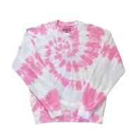Amal Tie Dye Sweat-Shirt Candy Floss image