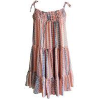 Sundress Gingham Mini Dress image