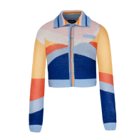 Multicolor Knitwear As Above Cardigan image