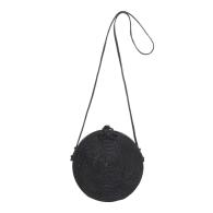 Lanta Round Basket Bag image