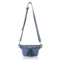 Como Crossbody Bag in Denim Blue image