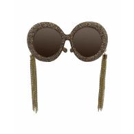 Copper City Glitter Sunglasses image