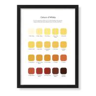 Whisky Tasting Colour Chart image