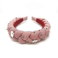 Gloxinia Headband image