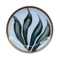 Reiko Kaneko Botanical Glaze Bread Plate image