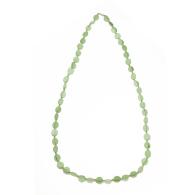 Alto Silk Necklace Lime image