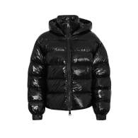 Quilted Hooded Puffer Jacket image