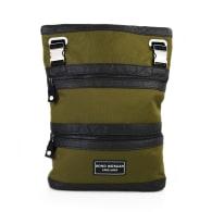 Seven In One Bag - Vegan Leather Regenerated Nylon – Khaki image