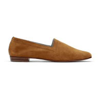 No.10 Toffee Suede Classic Flats image